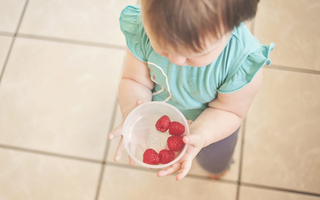 Healthy Diet in Young Children Promotes Bone Mass and Lower Body Fat Over Time