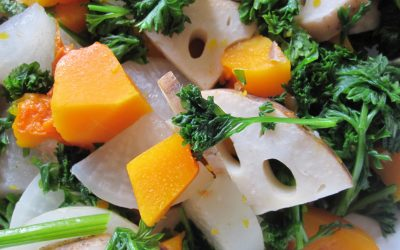 Simple Summer Fresh Vegetable Recipe